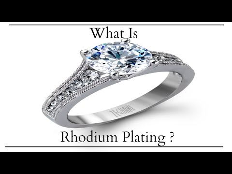 The Jewelers Secret : How to Make Silver Shine with Rhodium Plating