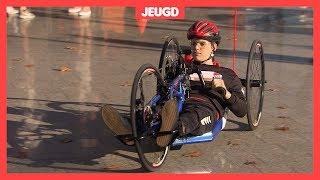 Op zoek naar de paralympische kampioenen van de toekomst