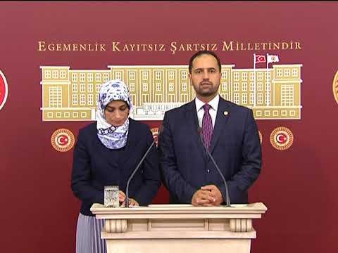 Ahmet Berat ÇONKAR - TBMM TV - NATO PA Basın Açıklaması 18.10.2017