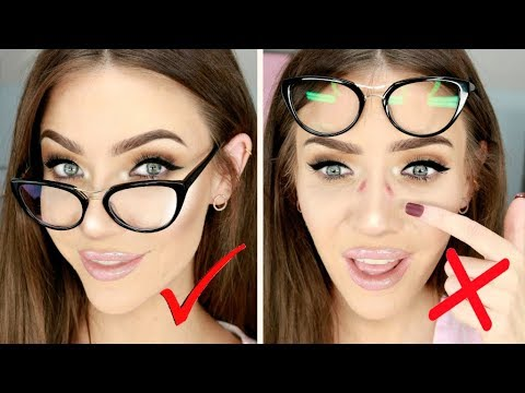 Makeup For Glasses Dos And Don'ts