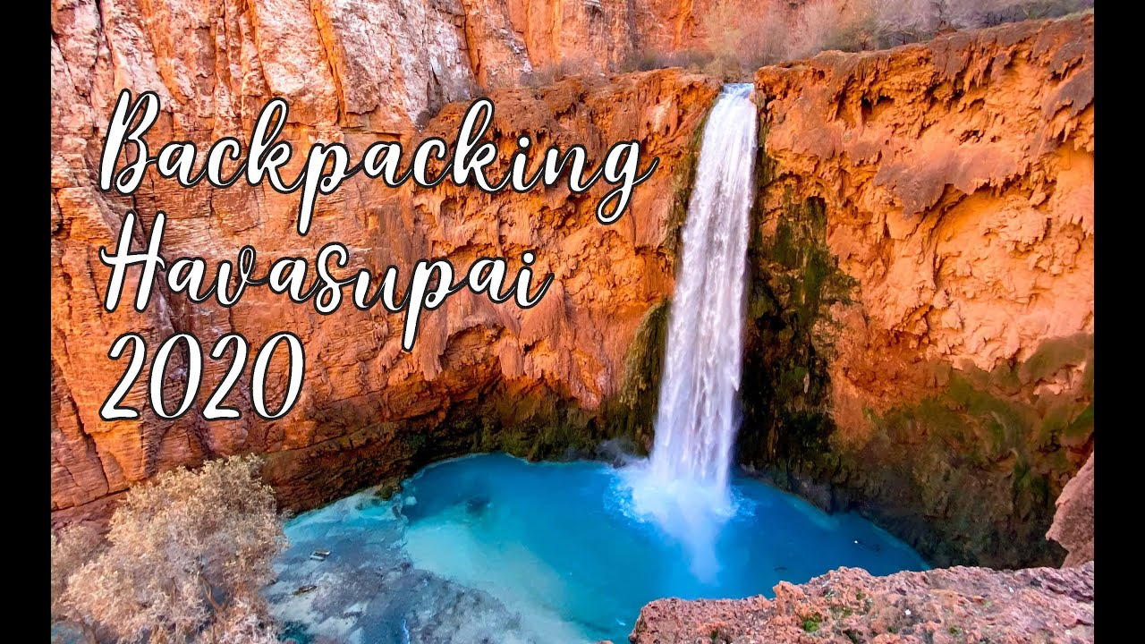 Backpacking Havasupai 2020