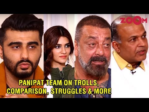 Arjun, Kriti, Sanjay & Ashutosh on Panipat, Bajirao Mastani comparison, trolls, struggles & more Mp3