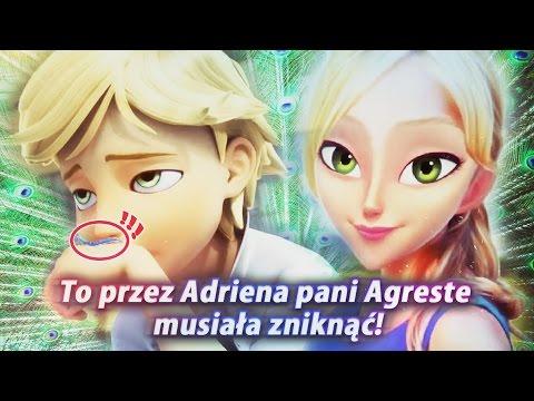 Miraculum: To przez Adriena pani Agreste musiała zniknąć!