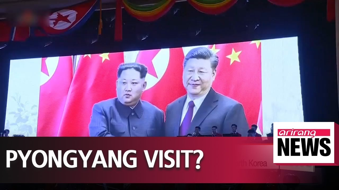 World: Chinese President Xi Jinping will visit Pyongyang 'soon