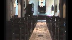 Matka alttarille Vantaan Pyhän Laurin kirkossa