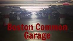 Tour and Elevator @ Boston Common Garage - Boston MA