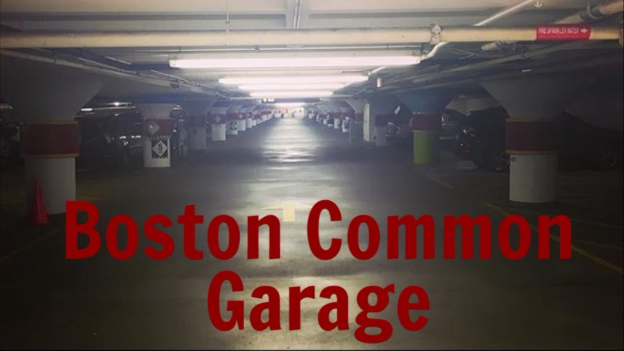 Parking coupon boston common