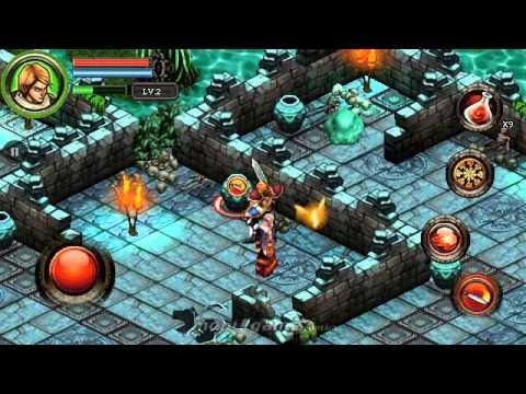 Dungeon Hunter 3 Mobile Java Games