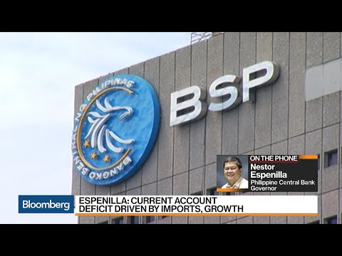 BSP's Espenilla on Interest Rates, Peso, Inflation