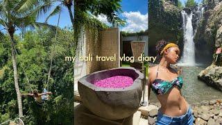 MY BALI TRAVEL VLOG DIARY (◕‿◕✿)