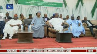 News Across Nigeria: Lawmakers Hold 5-Day Retreat In Kogi State Pt.1