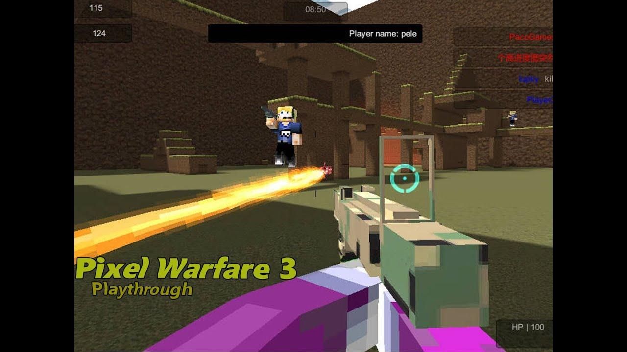 Pixel warfare 3 vegetta777 vs pewdiepie pc browser game youtube publicscrutiny Choice Image