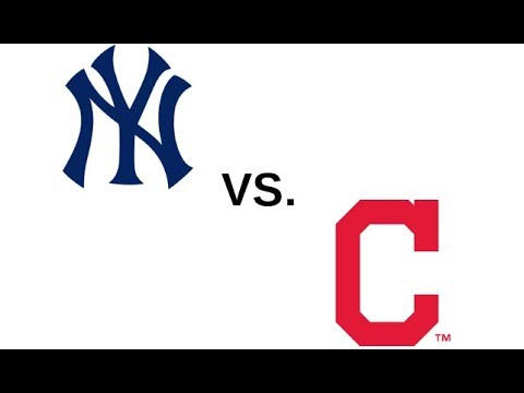 New York Yankees vs. Cleveland Indians Game 2 *Live Reaction*
