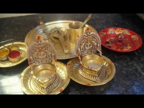 Pooja Materials Cleaning Tips In Tamil | How To Clean Copper Pooja Vessels In Tamil | Gowri Samayal