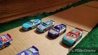 Bubba Blows A Tire | Cars Crash StopMotion