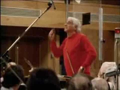 Kiri Te Kanawa - The Making of West Side Story Documentary