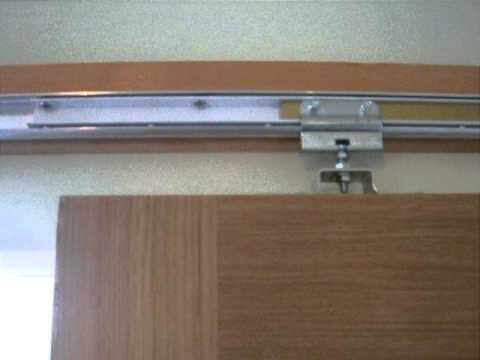 Screwfix Door Rail 1 Of 2 Youtube