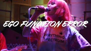 EGO FUNCTION ERROR  - OUR NATION+OUTSIDER LIVE (OFFICIAL P/V)