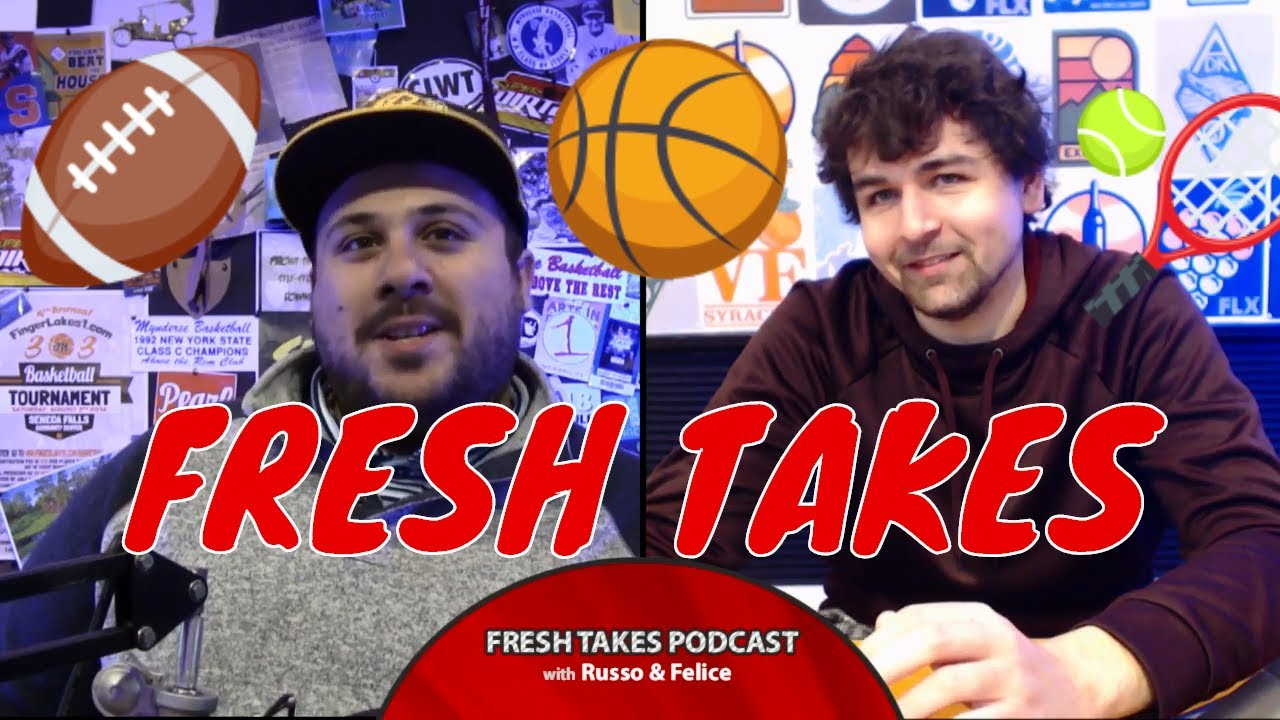 FRESH TAKES: NFL Championship Weekend, LSU's title & the Astros scandal (podcast)