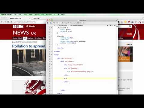 Lecture 15   CSS PROJECT  BBC NEWS WEBSITE 1