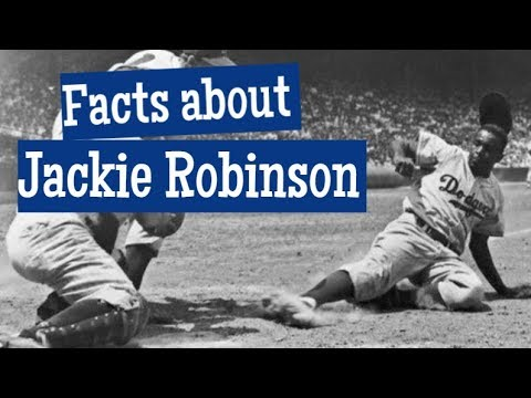 Jackie Robinson Biography for Kids | Classroom Edition