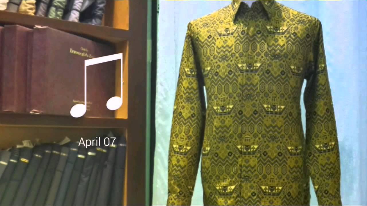 Maktour Seragam Batik Umroh Youtube Baju Safety Atasan Kombinasi