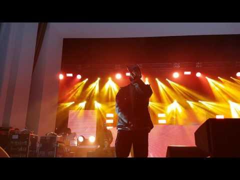 Bushido & Shindy - Megalomanie Live 2016 (Magedeburg)