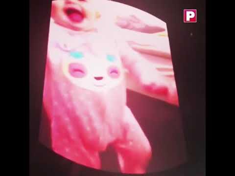 Michael Bublé presentó a su hija Vida en un show en Amsterdam