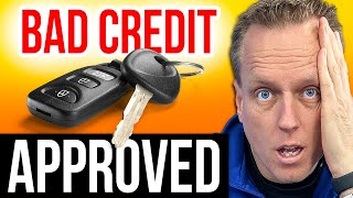 How to buy a car with Bad Credit. Car buying Tips