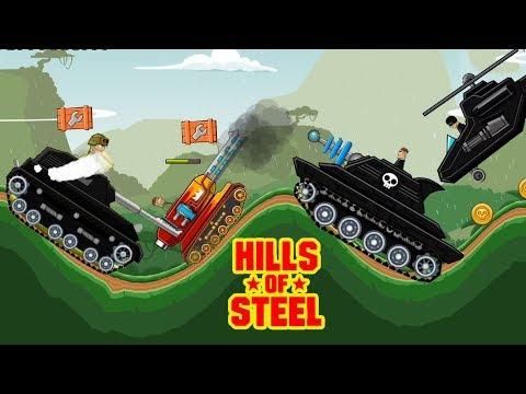 Hills of Steel apk mod – Tanks for kids – Tanks – Games bii  #Smartphone #Android