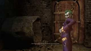 Batman: Arkham Asylum - Joker Predator Challenges (60 fps)