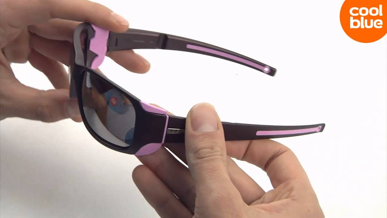 0b70770a97 Julbo Monterosa Aubergine Pink Spectron 4 mini-videoreview en unboxing  (NL BE) - YouTube