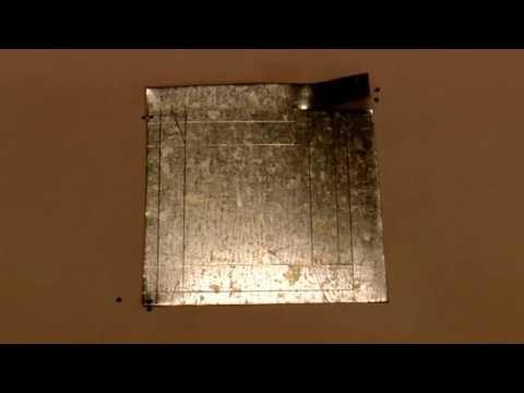 Изготовление коробочки из листового металла