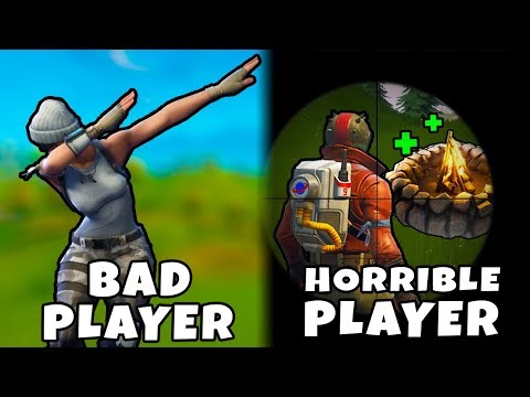 5 Reasons You SUCK At Fortnite ~ Fortnite Battle Royale Top 5