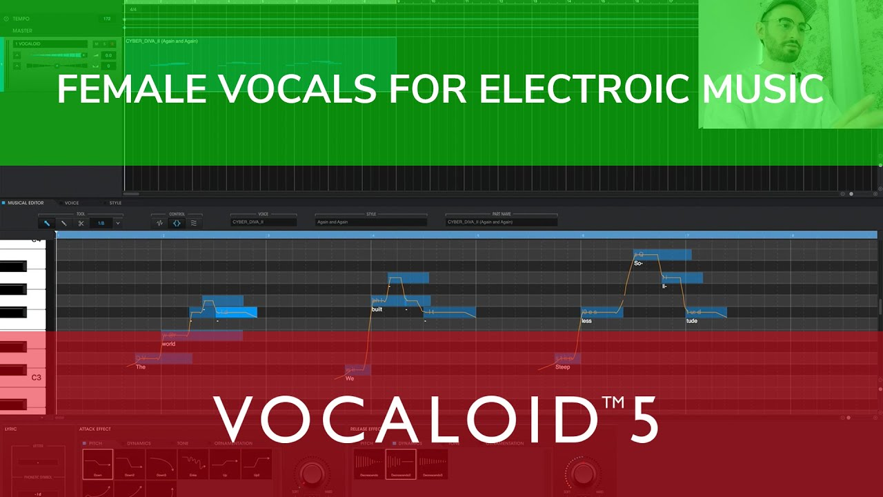 VOCALOID5 | Female Vocals for Electronic Music