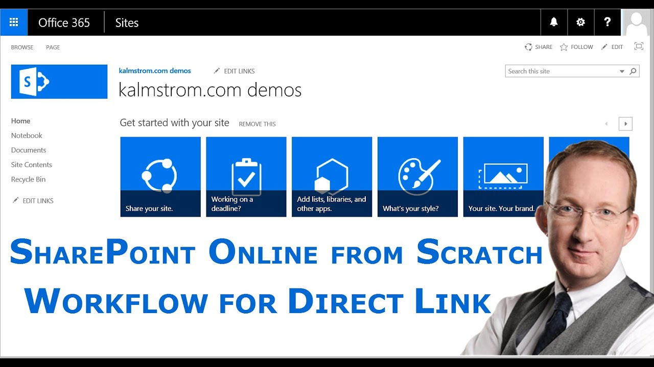 SharePoint Workflow Alert with Direct Link to Item