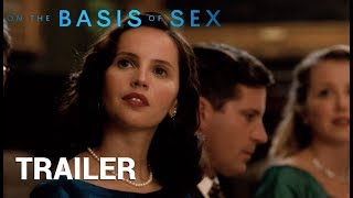 On The Basis Of Sex - Hovedtrailer 2