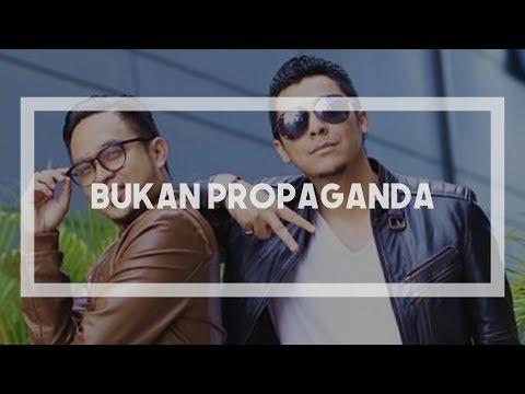 Syamsul Yusof & Mawi - Bukan Propaganda (Lirik Video)