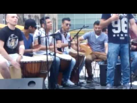 Borderless Music Chemnitz -- Freejam