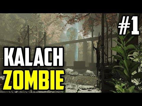 KALACH ZOMBIE w/Coscino #1 (Call of Duty Zombies BO3) ITA