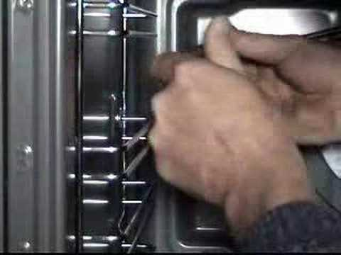 How To Replace Bosch Neff Siemens Fan Oven Element Youtube