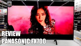 Review Panasonic FX700 Nueva Television 4K UHD HDR Smart TV 2018