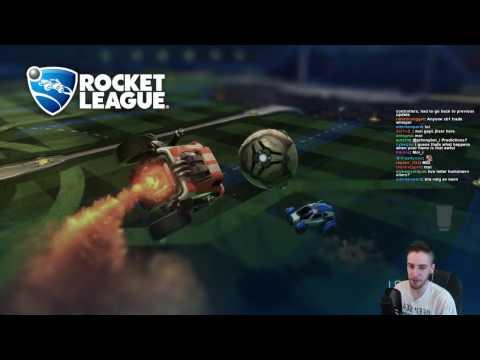 Denmark vs Norway | Rocket League | International 3v3 Showmatch