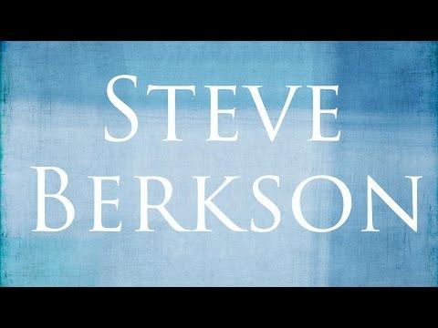 Steve Berkson And Salvation (Part 1)