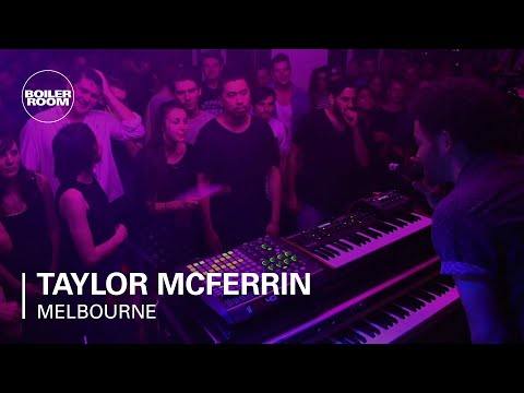 Taylor McFerrin RBMA x Boiler Room Present: Chronicles 001 Live Set