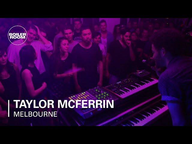 Taylor McFerrin RBMA x Boiler Room Present: Chronicles 001 Live Set