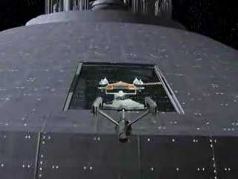Star Trek - Ressurection of the Enterprise