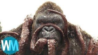 TOP 10 der gewaltigsten Film-Monster