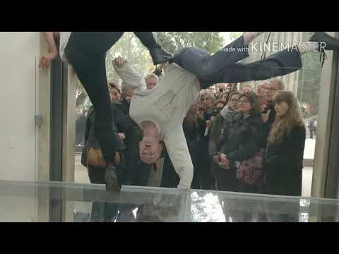 """ANNE IMHOF'S """"FAUST"""" AT VENICE BIENNALE 2017"""