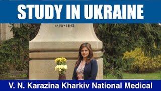 Is it good to study MBBS in Ukraine in V.N. Karazina Kharkiv National University?